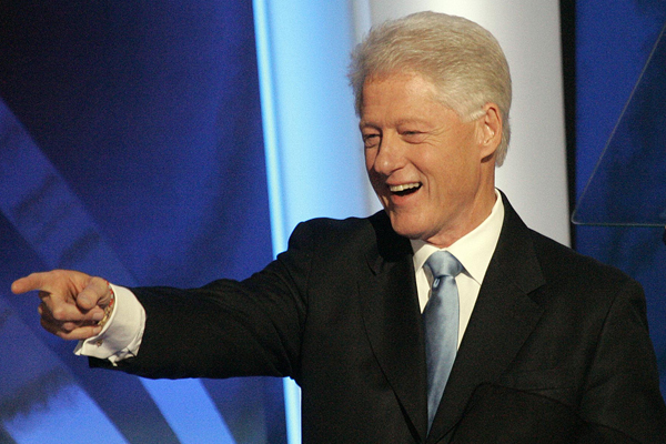 DNC Bill Clinton